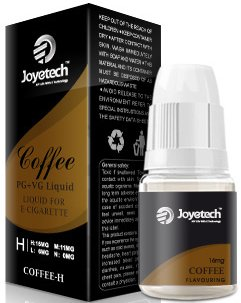 e-liquid Joyetech Coffee 10ml 11mg  (Káva)
