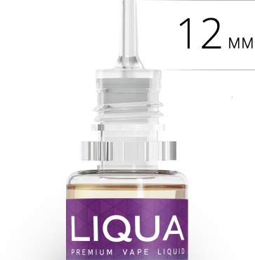 LIQUA Elements 4pack BLACKBERRY 4x10ml 6mg nikotínu