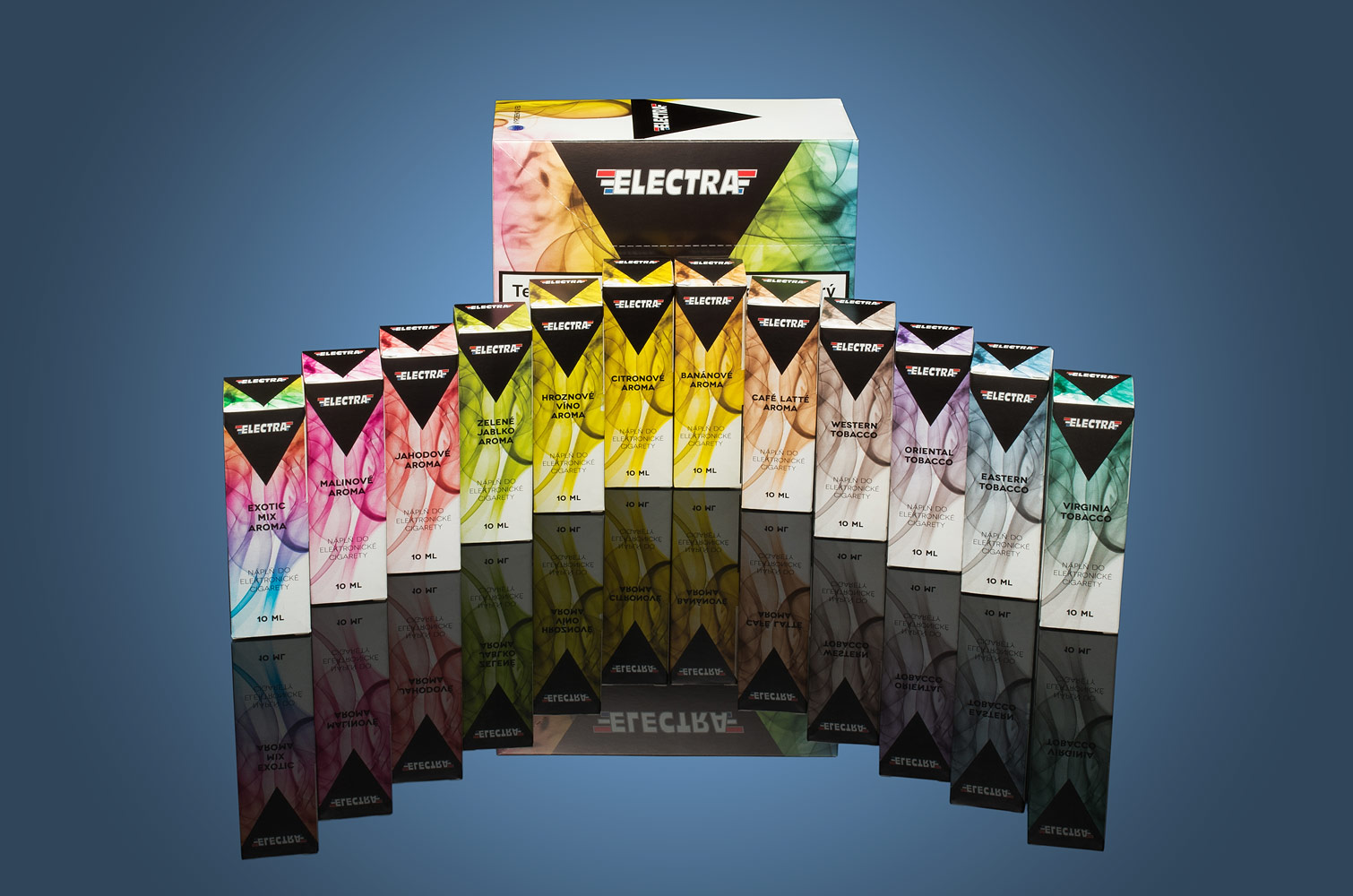 e-liquid Electra 2pack EXOTIC MIX 2x10ml 6mg