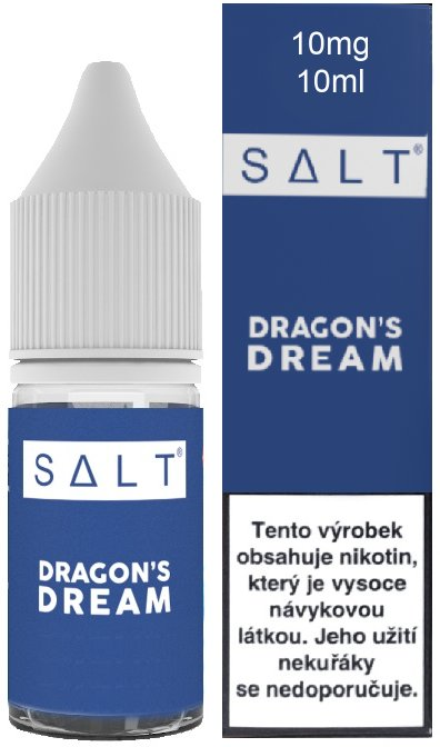 Juice Sauz e-liquid SALT, Dragon's Dream 10ml - 10mg