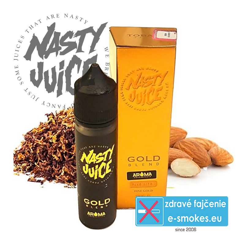 NASTY JUICE aróma Toabacco S&V Tobacco Gold 20ml