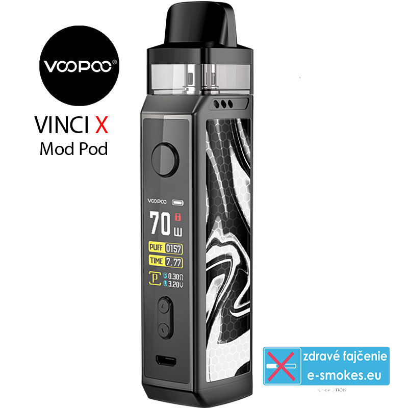 VooPoo Full Kit VINCI X 70W - Ink