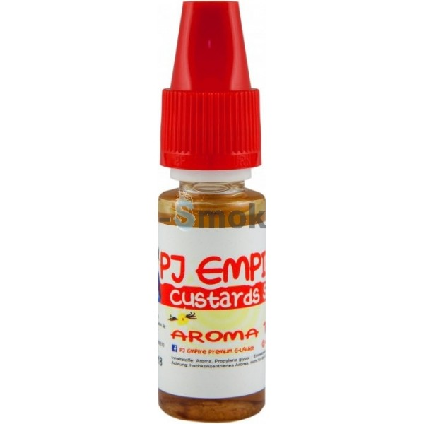 aróma PJ Empire Custard Sigh 10ml