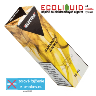 e-liquid Electra Banana 10ml 18mg