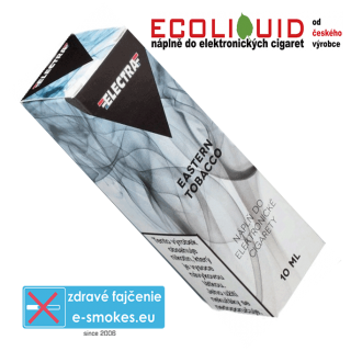 e-liquid Electra Eastern tobacco 10ml 18mg
