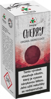e-liquid Dekang Cherry 10ml-3mg (višňa)