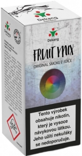 e-liquid Dekang Fruit Mix10ml - 3mg (Ovocný mix)