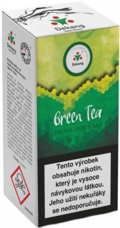 e-liquid Dekang Green Tea 10ml - 16mg (Zelený čaj)