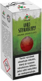 e-liquid Dekang Wild Strawberry 10ml - 16mg (Lesná jahoda)