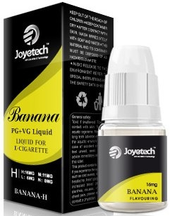e-liquid Joyetech Banana 10ml 3mg (Banán)