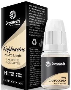 e-liquid Joyetech Cappuccino 10ml 3mg