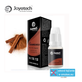 e-liquid Joyetech Cinnamon 10ml 3mg (škorica)