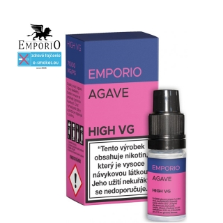 Liquid EMPORIO High VG Agave 10ml - 3mg