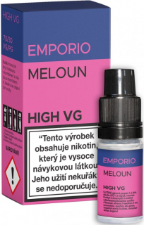 Liquid EMPORIO High VG MELON 10ml - 3mg