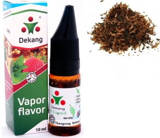 e-liquid Dekang SILVER Tobacco 10ml - 16mg (tabak)