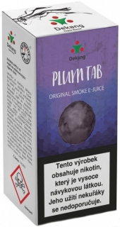e-liquid Dekang Plum Tab (sušená slivka) 10ml - 11mg