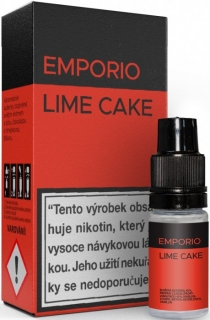 Liquid EMPORIO Lime Cake 10ml - 15mg