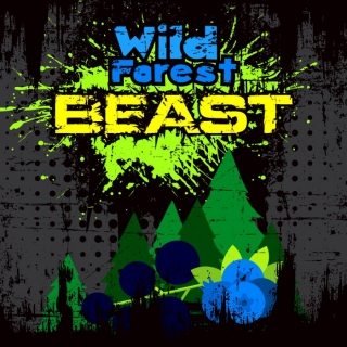 Big Mouth Shake&Vape Beast Wild Forest 50ml 0mg
