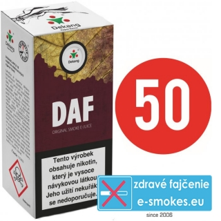 e-liquid Dekang Fifty DAF 10ml - 18mg