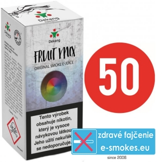 e-liquid Dekang Fifty FRUIT MIX 10ml - 16mg