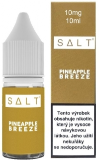Juice Sauz e-liquid SALT, Pineapple Breeze 10ml - 10mg
