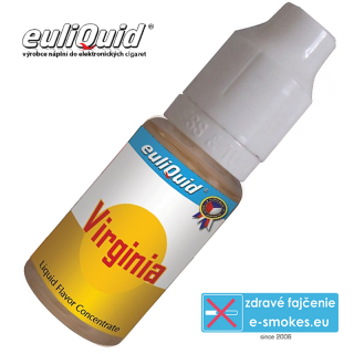EULIQUID príchuť Virginia Tabák 10ml