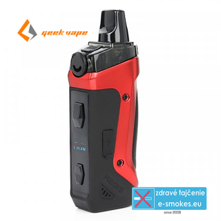 GeekVape AEGIS Boost 1500mAh 40W - Devil Red