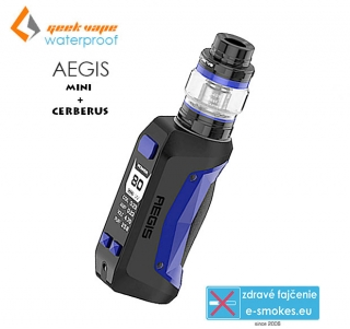 GeekVape full kit AEGIS Mini 2200mAh - Black Blue