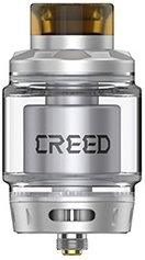 GeekVape clearomizér CREED RTA 6,5ml - Silver