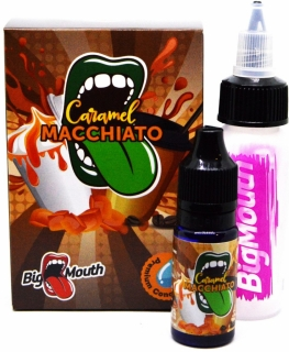 Big Mouth aróma Classical CARAMEL MACCHIATO 10ml