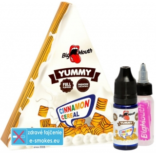 Big Mouth aróma YUMMY - CINNAMON CEREAL 10ml