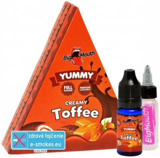 Big Mouth aróma YUMMY - CREAMY TOFFEE 10ml