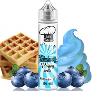 Waffle Collection Shake and Vape Blueberry Pastry - 15ml