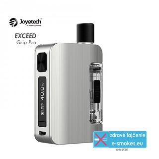 Joyetech Exceed Grip Pro 40W 1000mAh - Brushed Silver