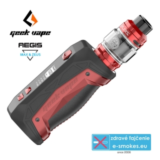 GeekVape full kit AEGIS MAX 100W - Red Phoenix