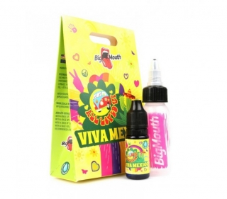 aróma pre e-liquid Big Mouth All Loved up - Viva Mexico 10ml