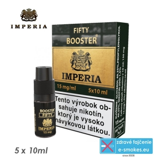 booster Imperia Fifty 50/50 5x10ml - 15mg