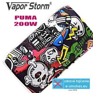 Vapor Storm easy grip PUMA TC 200W - Rock