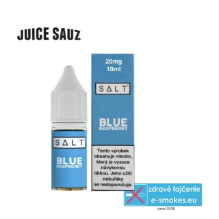 Juice Sauz e-liquid SALT, Blue Raspberry 10ml - 20mg