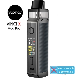 VooPoo Full Kit VINCI X 70W - Space Gray