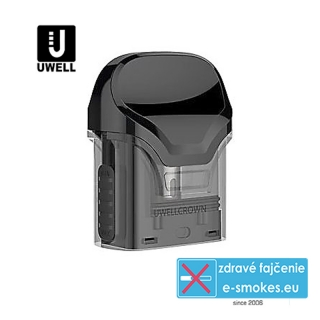 Uwell cartridge CROWN Pod 3ml 1,0 ohm