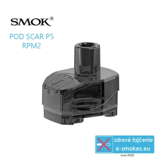 Smoktech SCAR P5 RPM2 cartridge 5ml
