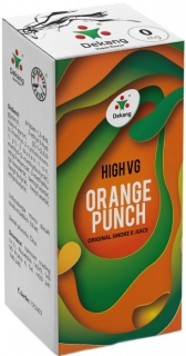 e-liquid Dekang High VG Orange Punch 10ml - 3mg (Pomaranč)