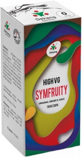 e-liquid Dekang High VG Symfruity 10ml - 6mg (ovocný mix)
