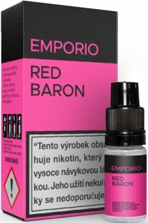 Liquid EMPORIO Strawberry 10ml - 18mg