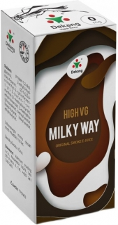 e-liquid Dekang High VG Milky Way 10ml - 0mg (Mandľový cheesecake)