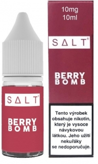 Juice Sauz e-liquid SALT, Berry Bomb 10ml - 10mg